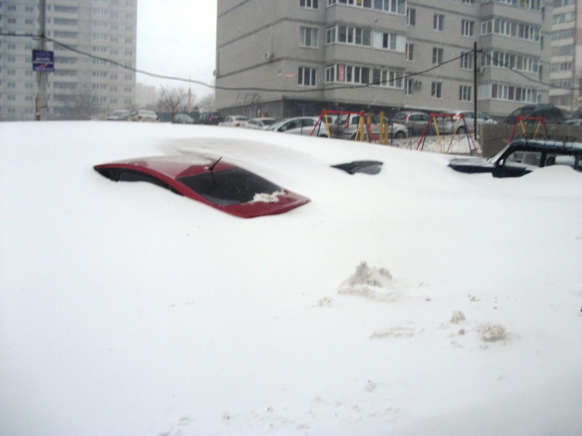 Ростов-на-дону фото зима 2014 6