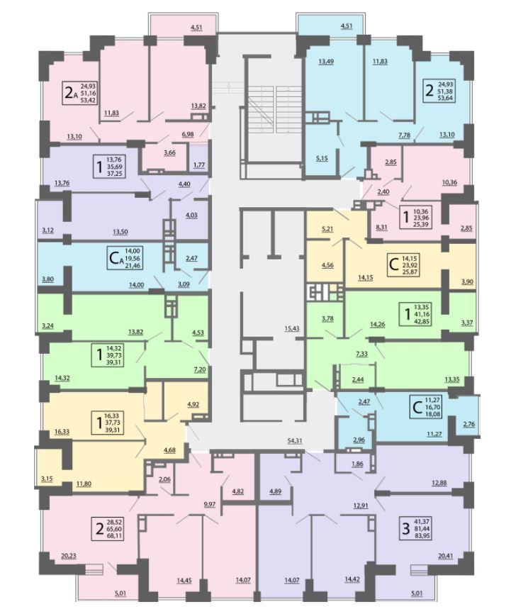 планировки квартир жк аврора ростов.JPG