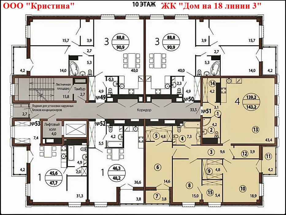 Дом на 18 линии 3 планировка этаж 10-11.JPG