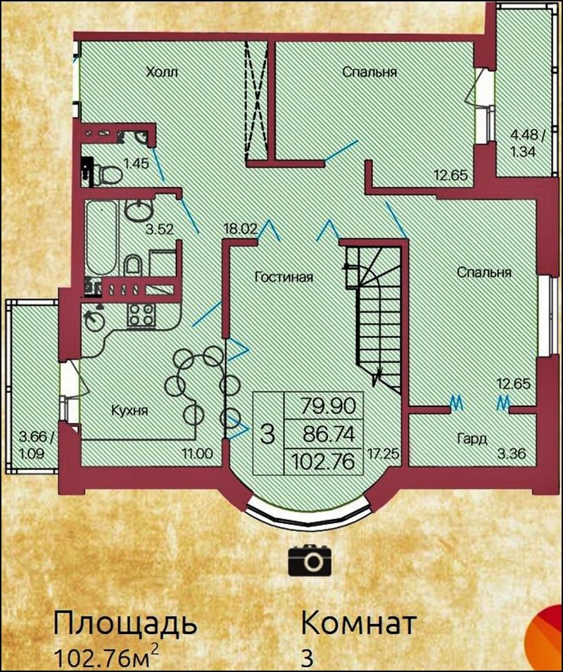 жк петровская крепость планировка 10 эт 3к.JPG