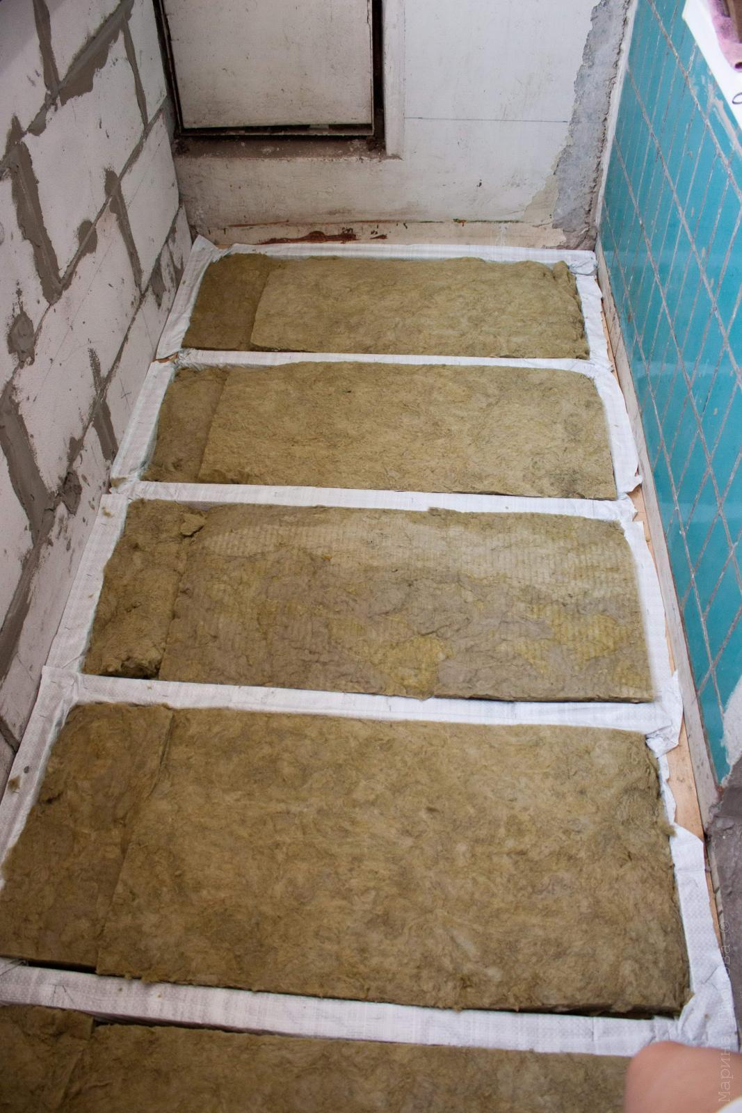 Как отремонтировать балкон своими руками женщине 16