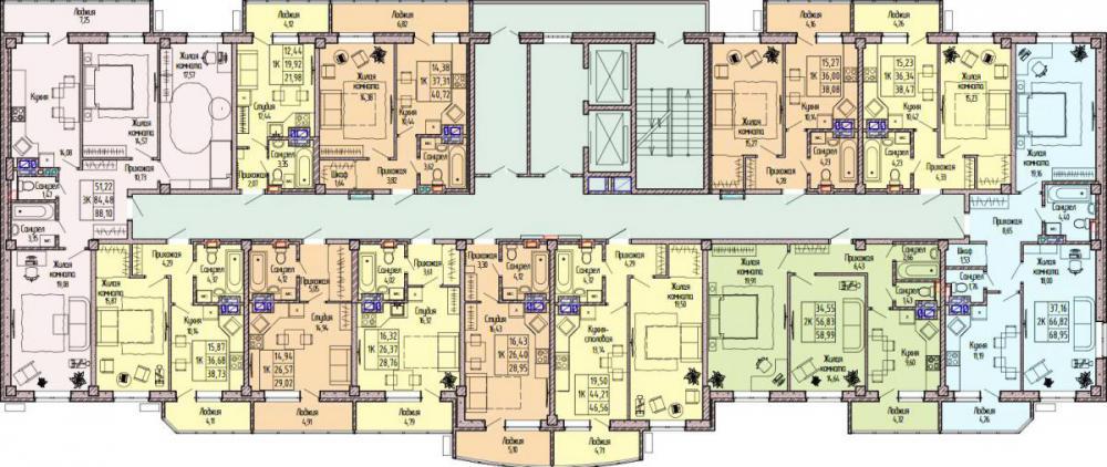 жк парк островского планировка 2 11-13 этаж_1.jpg