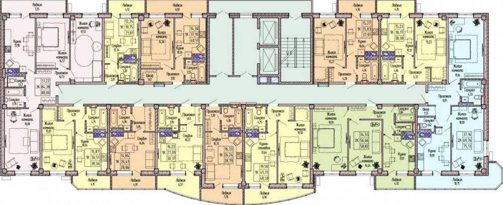 жк парк островского планировка 2 14-16 этаж_1.jpg