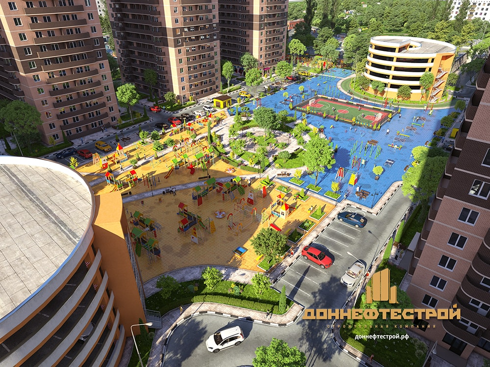 жк звезда столицы парковки и детские площадки.jpg