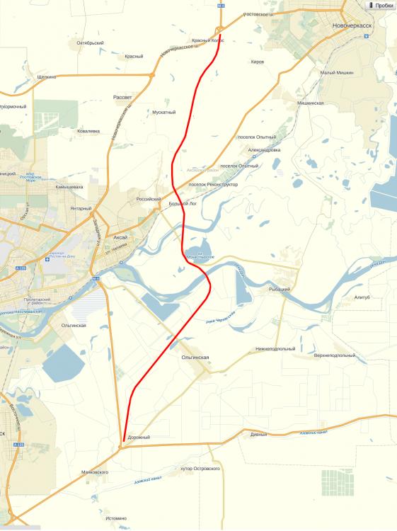 Схема восточного объезда Аксая М4.png