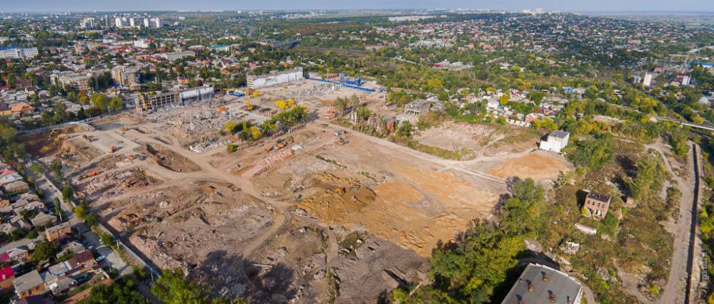 фото начало строительства микрорайона красный аксай 2016 год.jpg