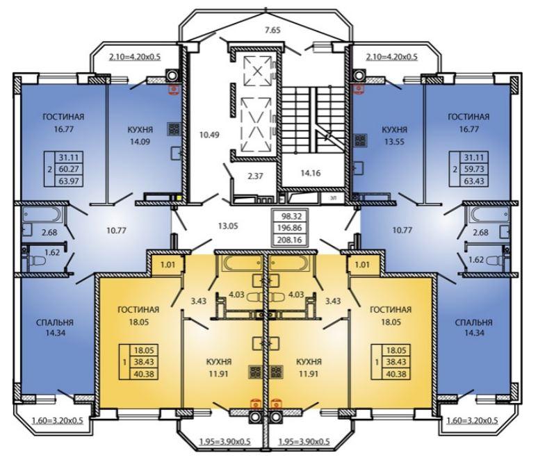 планировки квартир в жк красный аксай.JPG