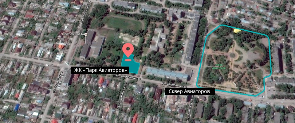 Новостройка Орджоникидзе, 2 «г» Батайск.jpg