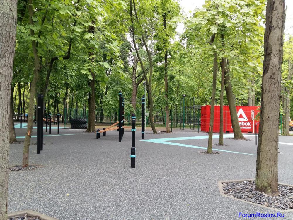 Воркаут площадка в парке октябрьской революции.jpg