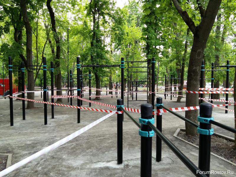 новые турники и брусья в парке революции.jpg