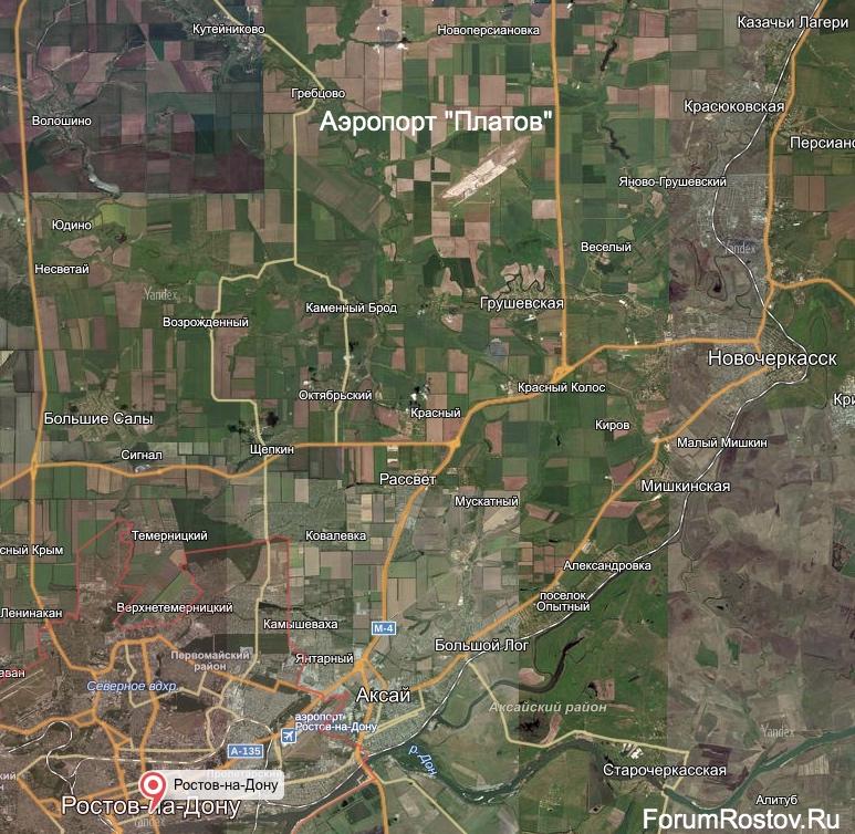 Аэропорт платов на карте.jpg
