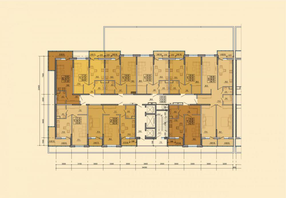 планировки квартир жк первый.jpg