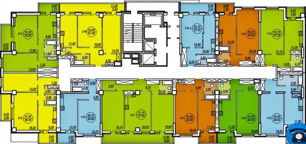 бариккадная 3 этап планировка этажа 2-17_1.jpg