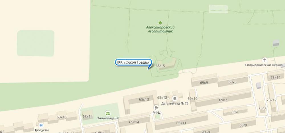 жк сокол градъ месторасположение на карте.JPG