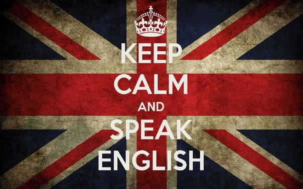 English language as it is