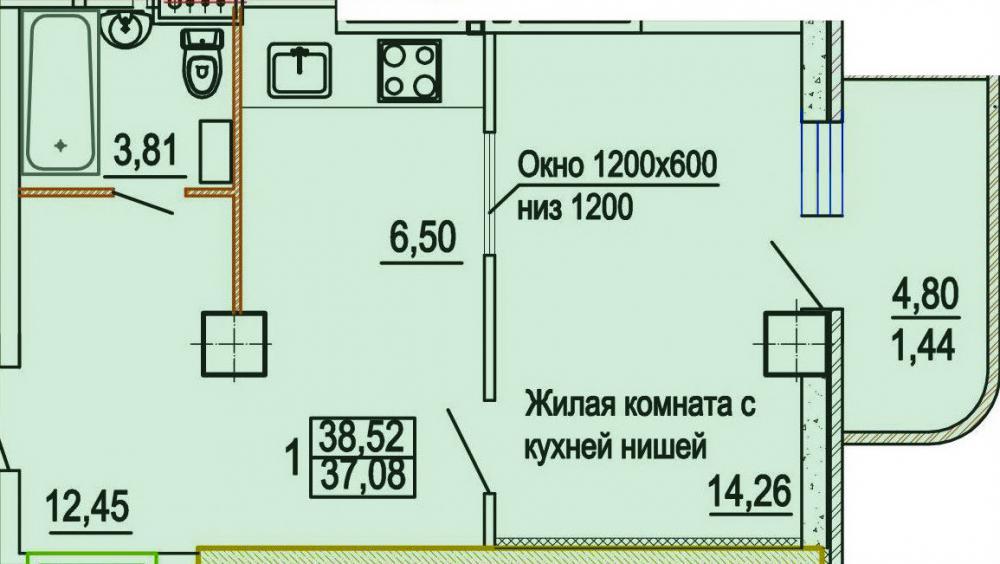 жк уютный дом на мечникова планировка студия 2_1.jpg