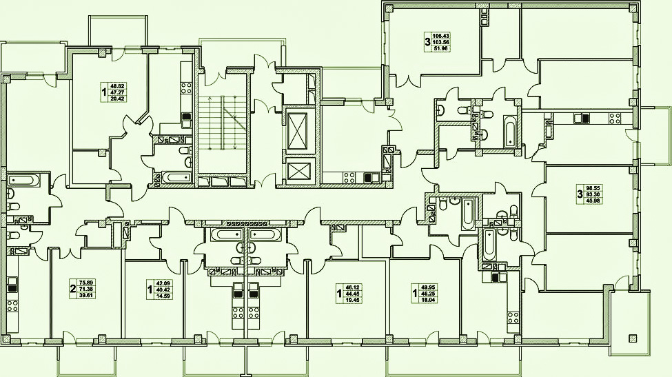жк нахичевань планировка 2 подъез 3 этаж_1.jpg