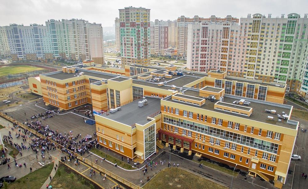 самая большая школа в ростове на дону фото левенцовский.jpg