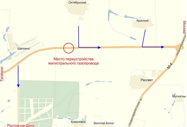 М4 «Дон» Щепкин — Ростов