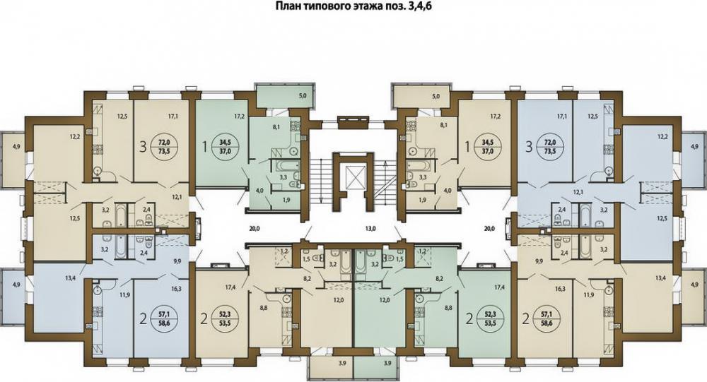 жк берёзовая роща план типового этажа 3,4,6.jpg
