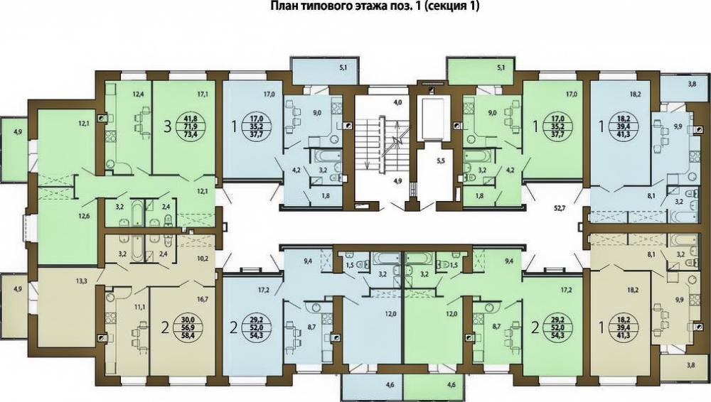 жк берёзовая роща план типового этажа 1 (секция 1).jpg