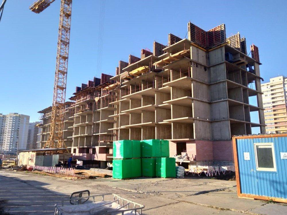 суворовский ход строительства
