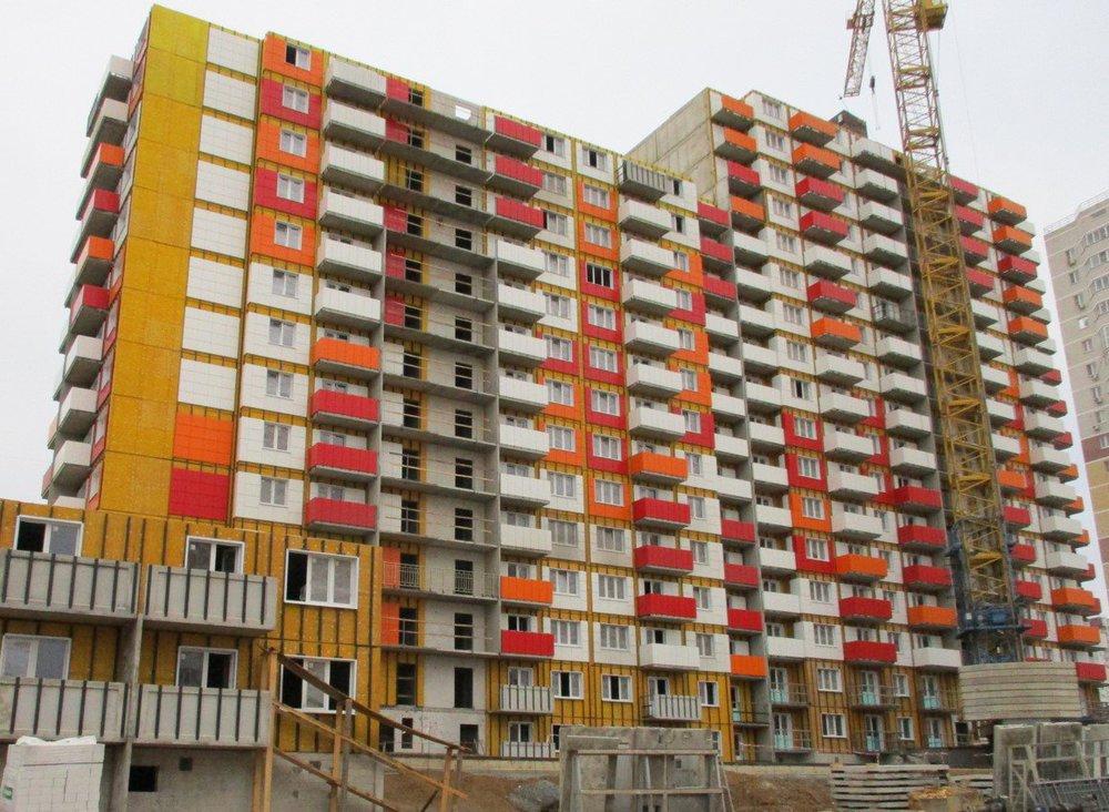 ход строительства суворовский