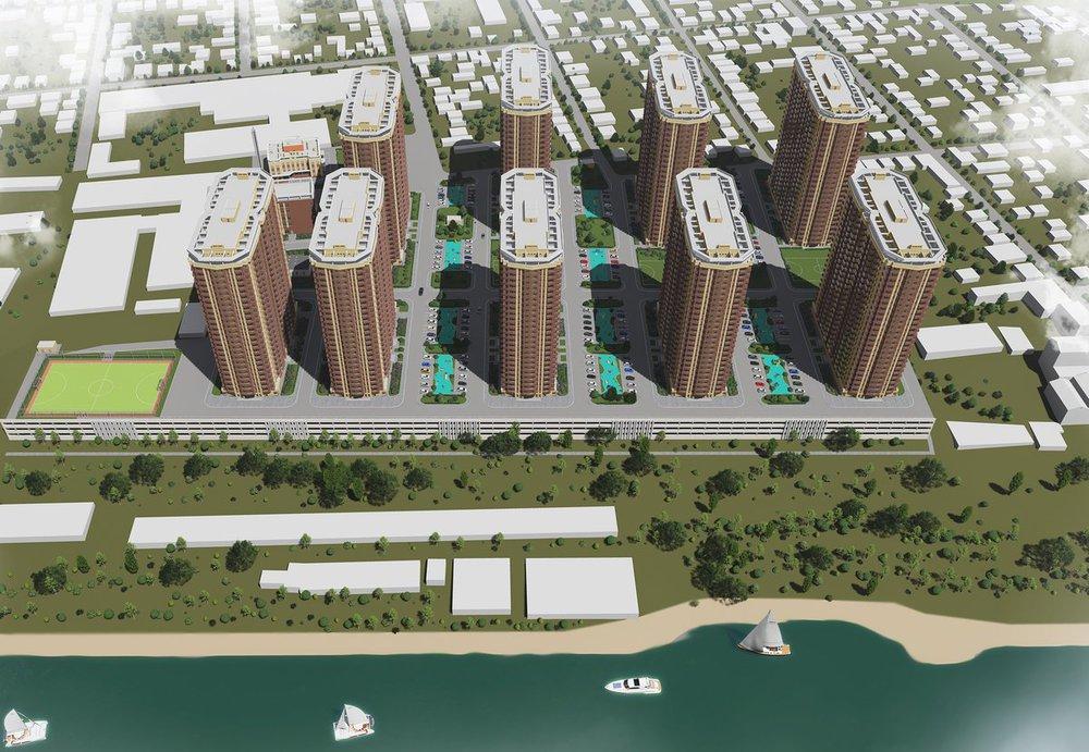 жилой комплекс город у реки ростов на дону отзывы новостройки