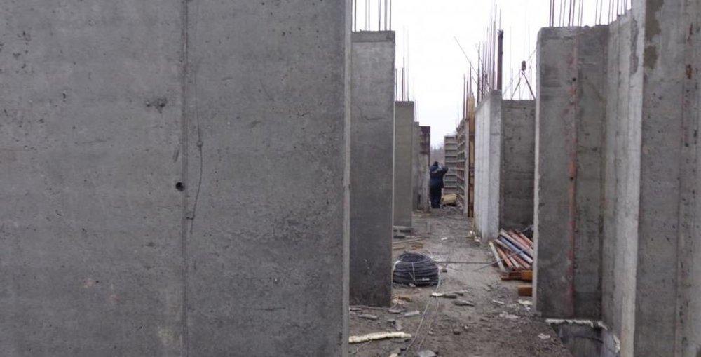 скайпарк фото хода строительства