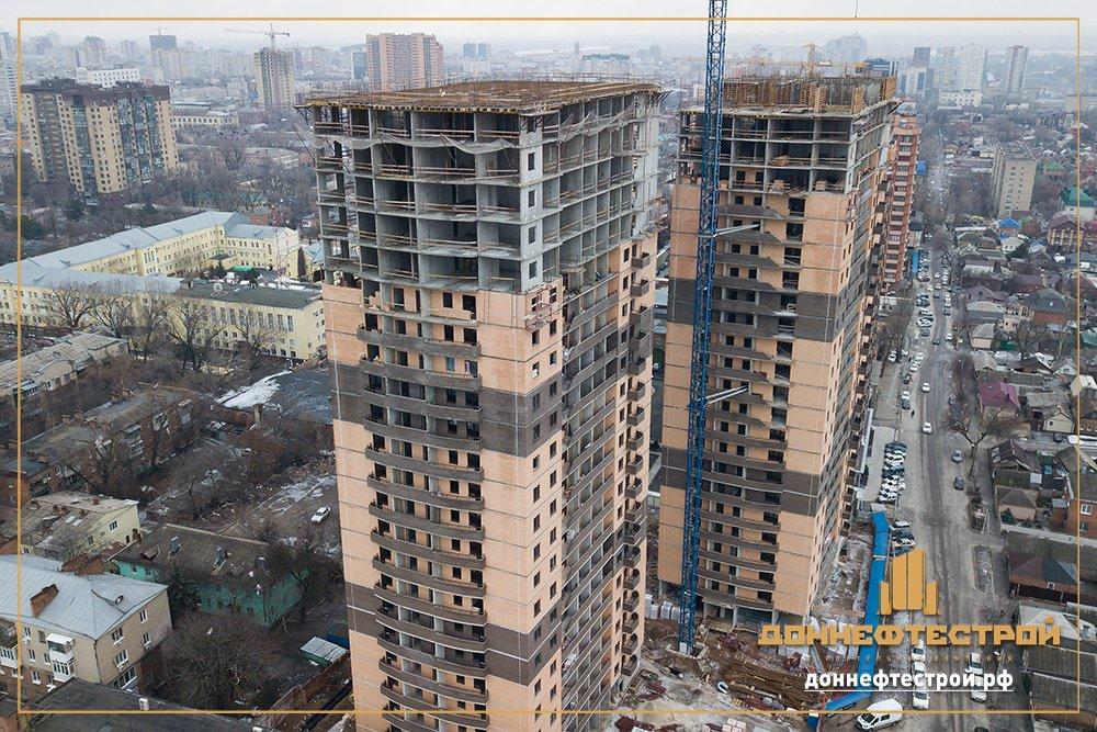 купить квартиру в центре ростова