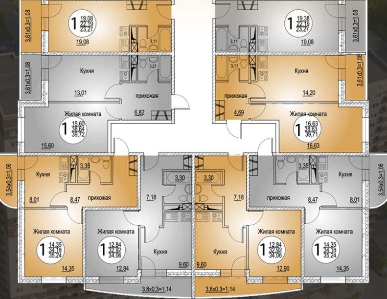 схема проезда центральный 2