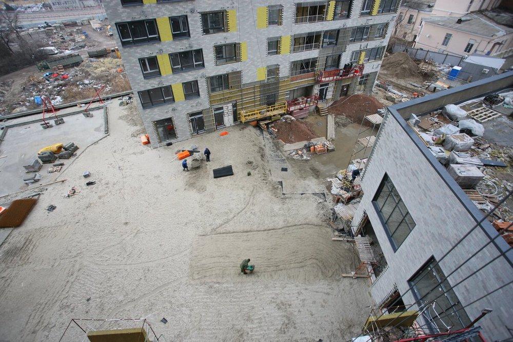жк доломановский квартира в центре