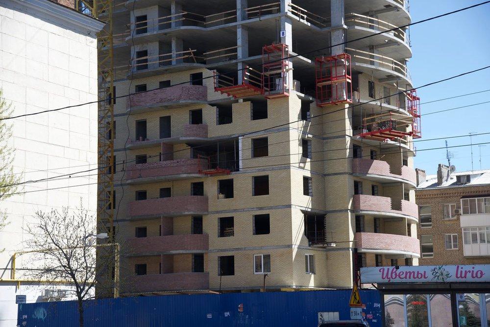 квартиры от застройщика в центре ростова