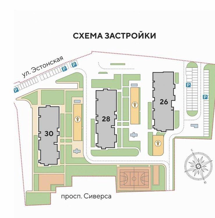 ЖК Гвардейский 3.0 ростов