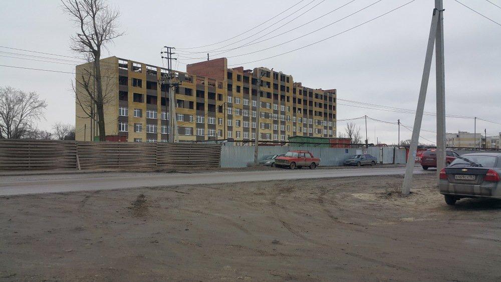 новостройки ростовской области