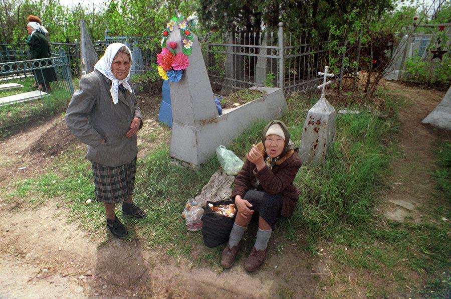 запрет посещения кладбищ в ростове на дону