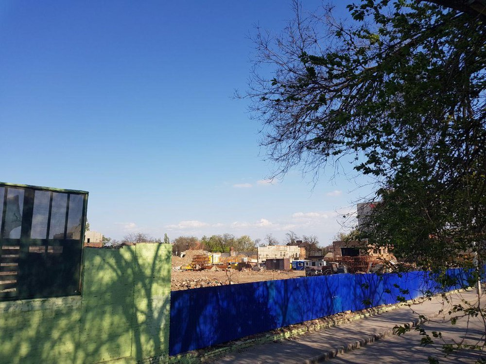 строительства каяни новостройка набалдяна 2 линия