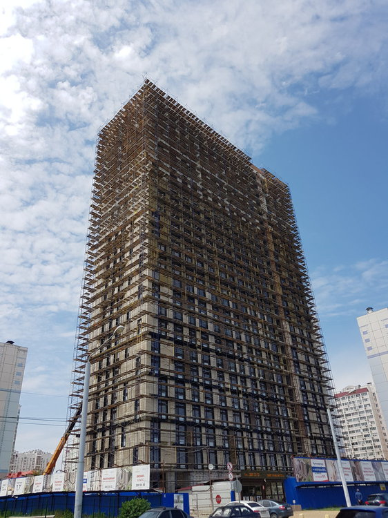 строительство левенцовка