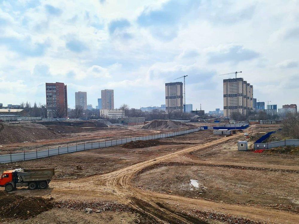 строительство трц рио ростов нагибина застройщик план декларация