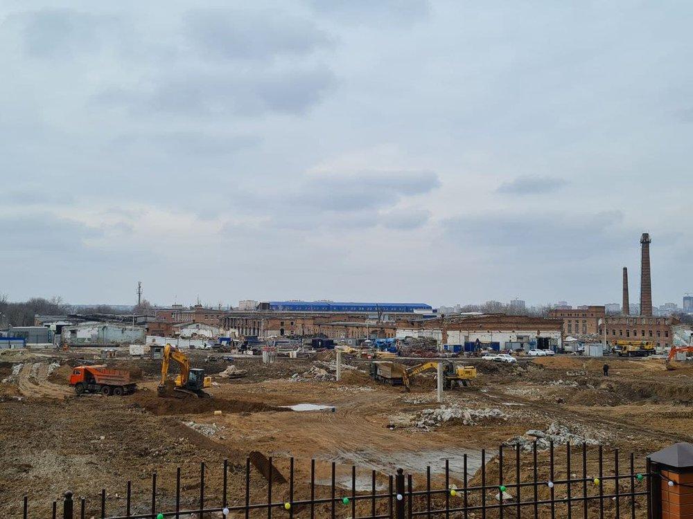 жк новый горизонт фото хода строительства