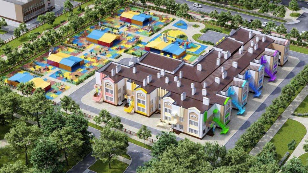 детский сад вересаево