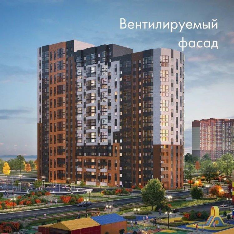 вентилируемый фасад вересаево